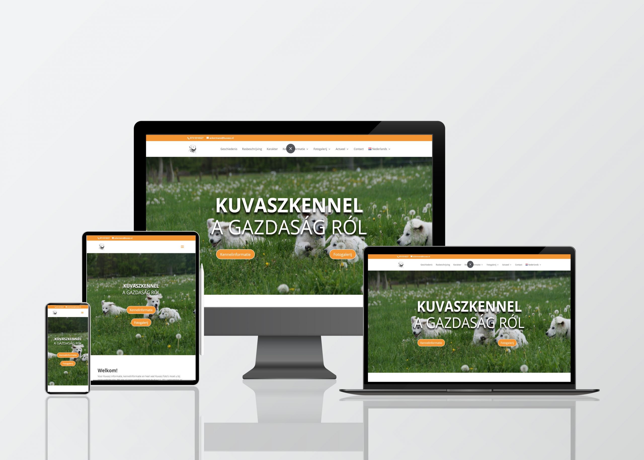 Website kuvasz